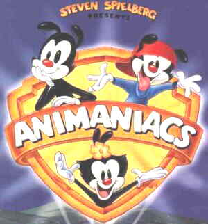 Animaniacs logo.