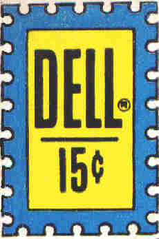 Logo used by Dell in the early 1960s.