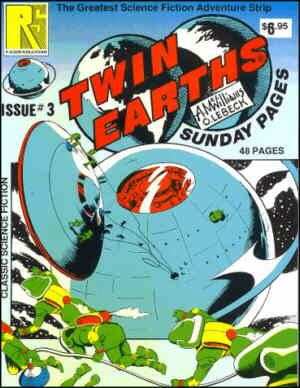 Cover of a reprint edition. Artist: Al McWilliams.